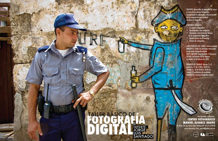 Taller Básico de Fotografía Digital en Oaxaca