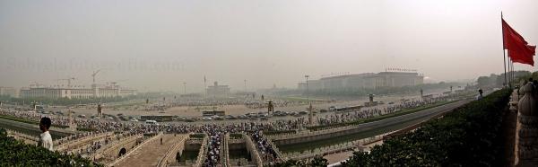 天安门广场 (Click en la imagen verla en grande)